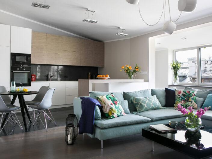 fotograf krakow fotografia wnętrz fotografia architektury homestage wnętrza kraków apartament